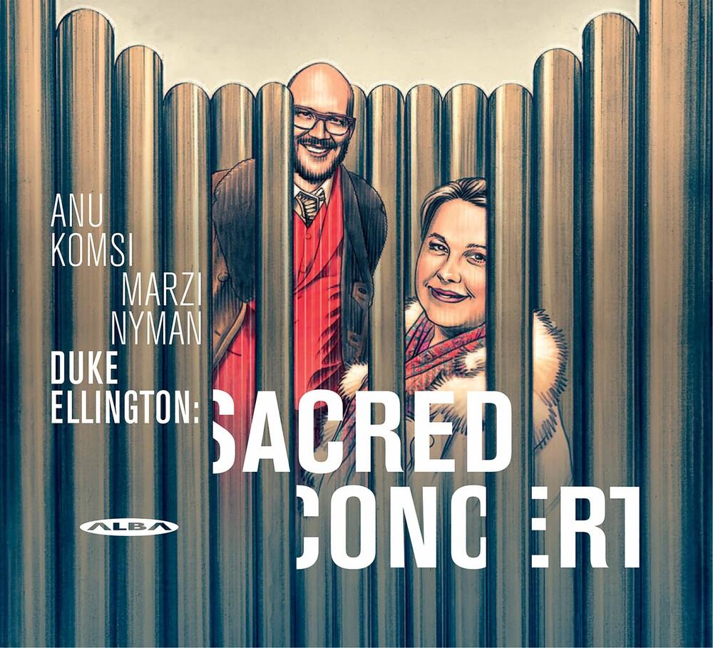 Anu Komsi - Sacred Concert