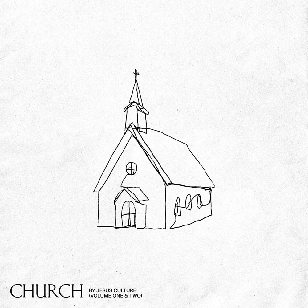 Jesus Culture - Church (Volume 1 & 2) [2 CD]