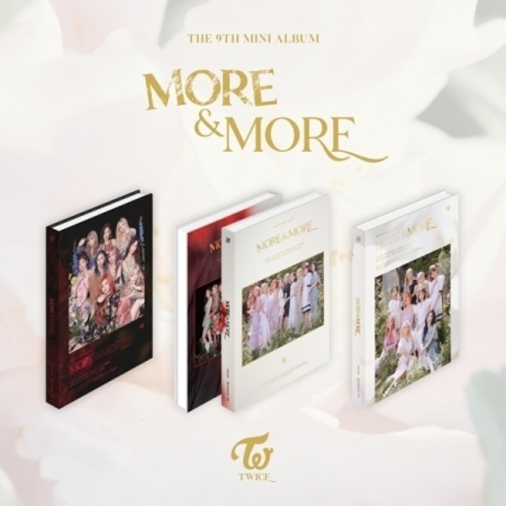 Twice - More & More (Random Cover) [Import]