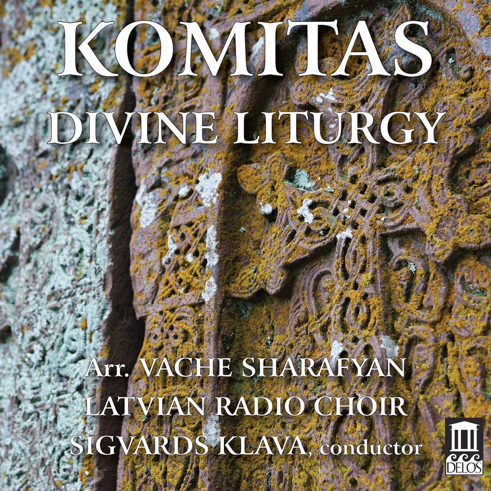 Latvian Radio Choir - Divine Liturgy