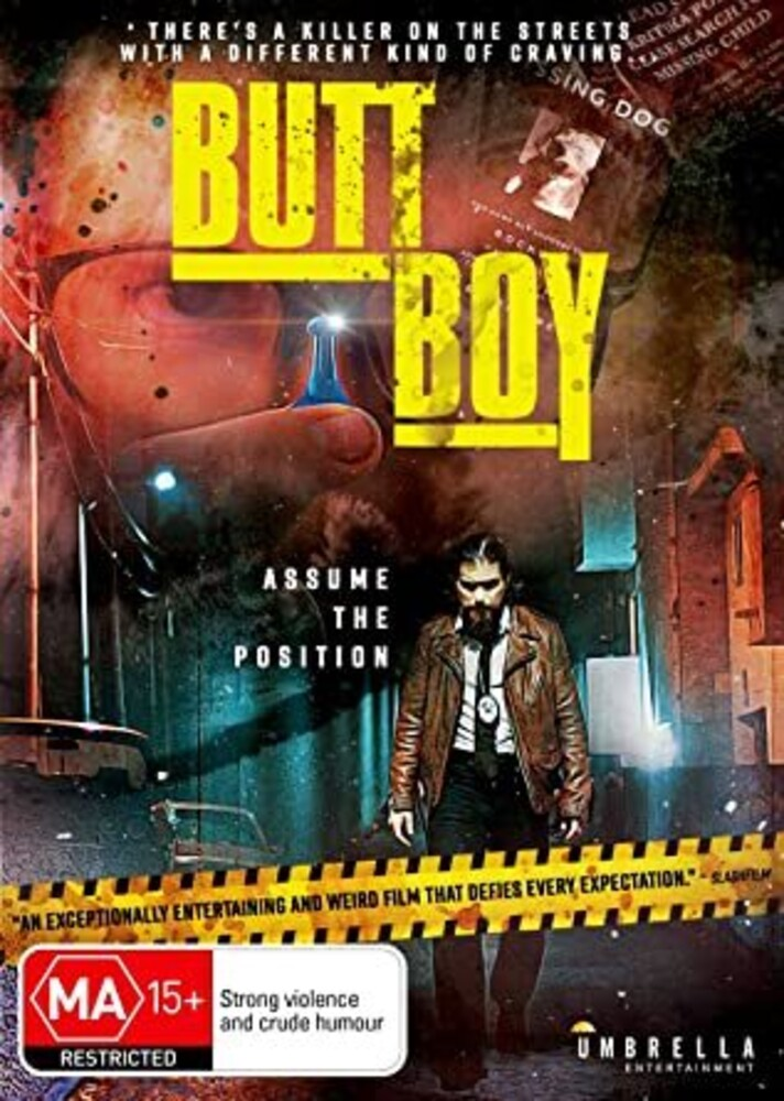 - Butt Boy / (Aus Ntr0)