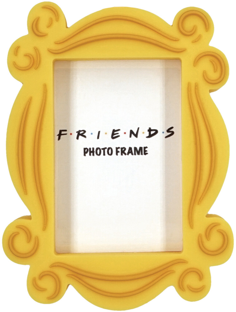 Wb Friends - Photo Frame 3D Foam Magnet - Friends - Photo Frame 3D Foam Magnet