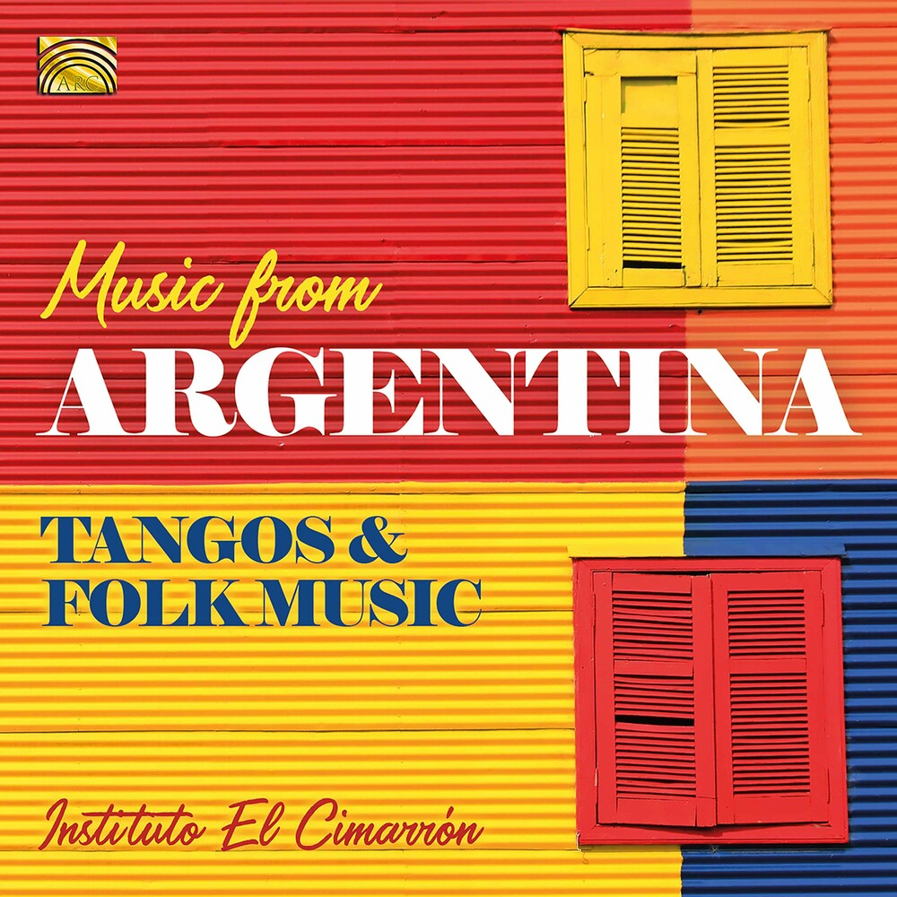 Music From Argentina / Various - Music From Argentina / Various