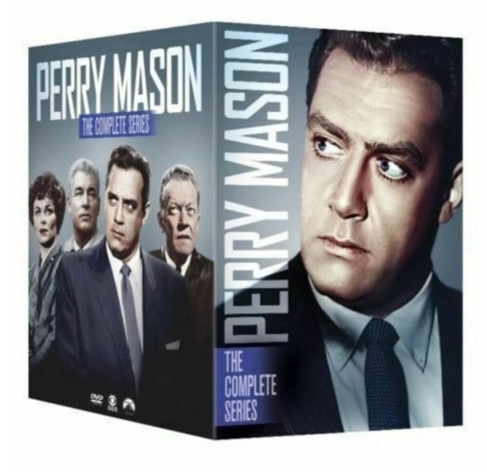 William Hopper - Perry Mason: Complete Series (72pc) / (Box Full)