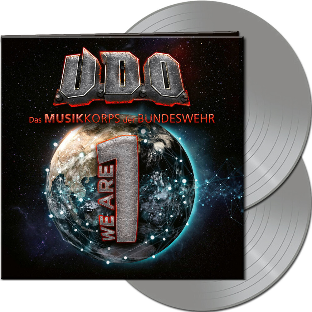U.D.O. - We Are One [Limited Edition 2LP]