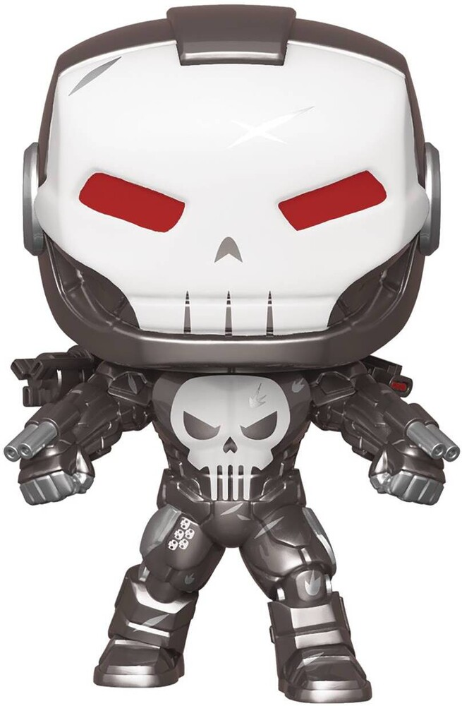 - PX Exclusive - Pop Marvel Punisher War Machine PX Figure