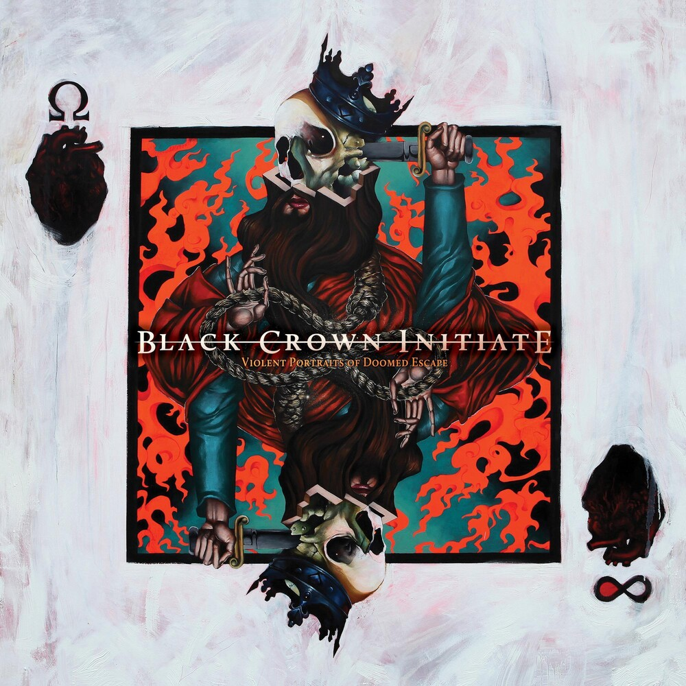 Black Crown Initiate - Violent Portraits Of Doomed Escape (W/Cd) [Limited Edition]