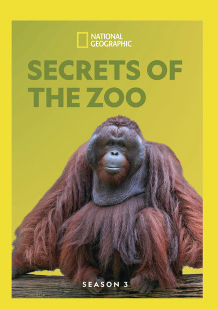Secrets of the Zoo: Season 3 - Secrets Of The Zoo: Season 3 (2pc) / (Mod Ac3 Dol)