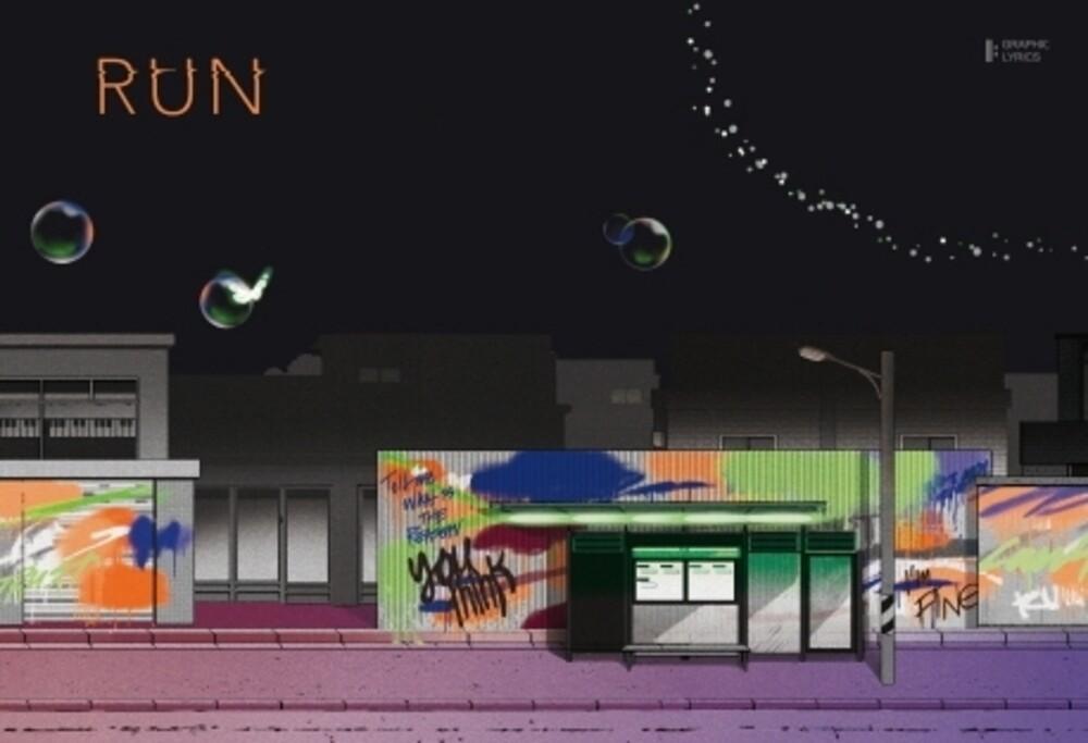 - Run (Graphic Lyrics Vol 4) (Asia)