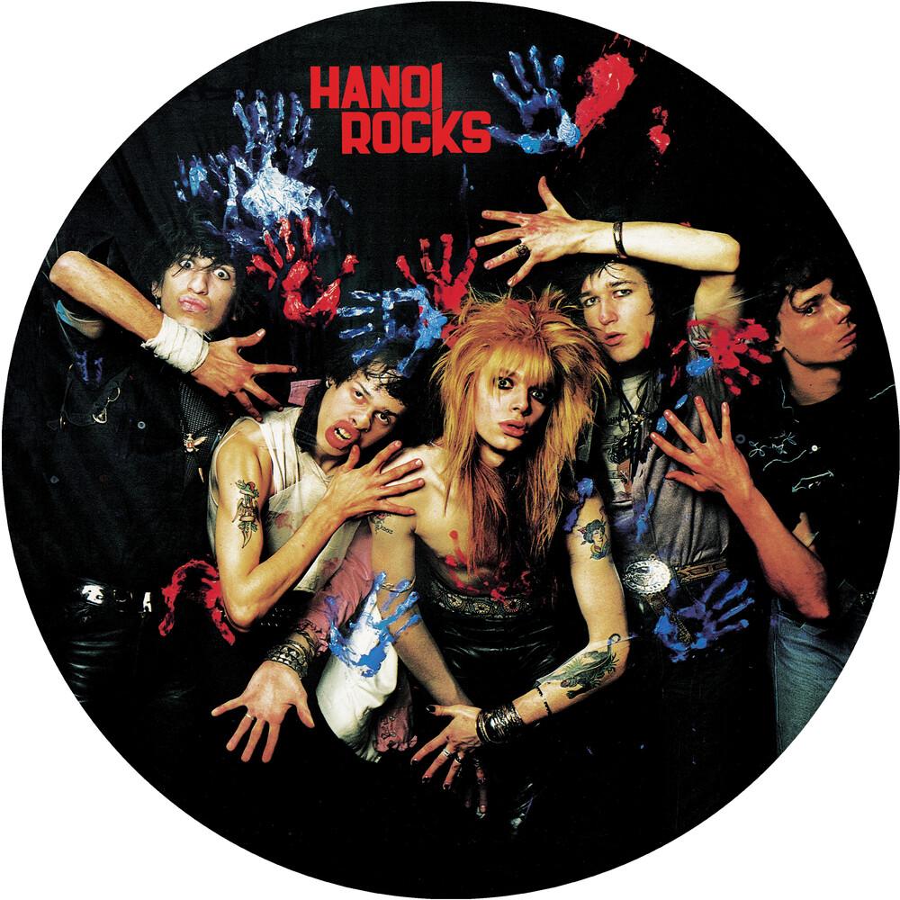 Hanoi Rocks - Oriental Beat (Pict)