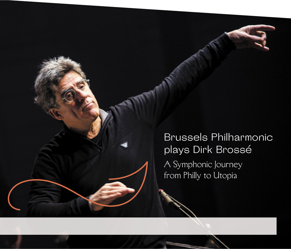 Brosse / Brussels Philharmonic / Brosse - Symphonic Journey