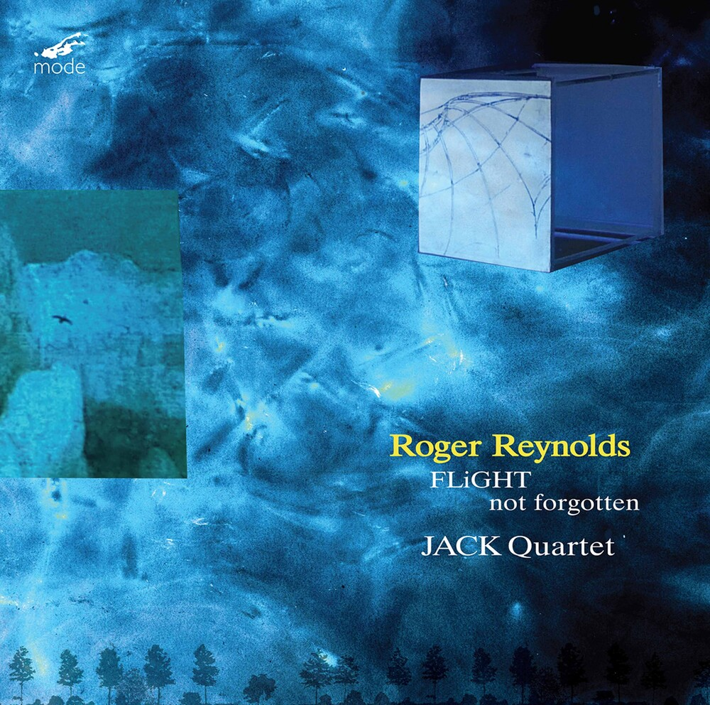 JACK Quartet - Roger Reynolds At 85 1