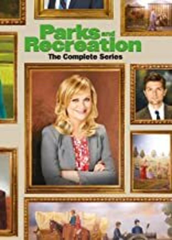 Parks & Recreation: Complete Series - Parks & Recreation: Complete Series (20pc) / (Box)