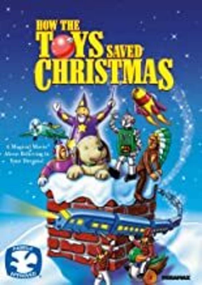 How The Toys Saved Christmas - How the Toys Saved Christmas