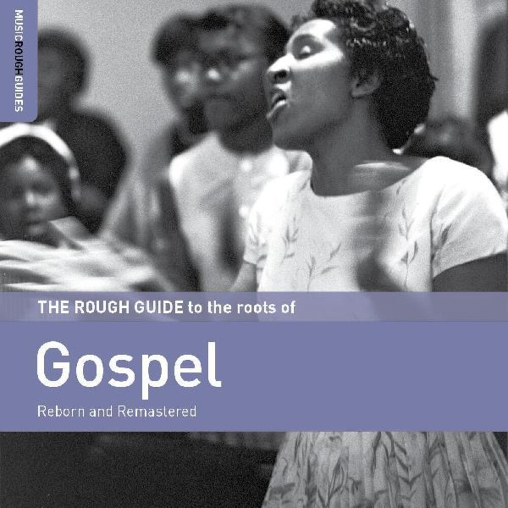 Rough Guide To The Roots Of Gospel / Various - Rough Guide To The Roots Of Gospel / Various (Can)