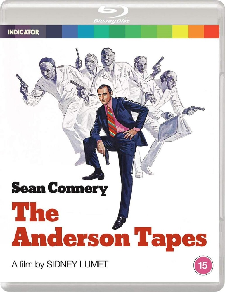 Frank Macetta - The Anderson Tapes