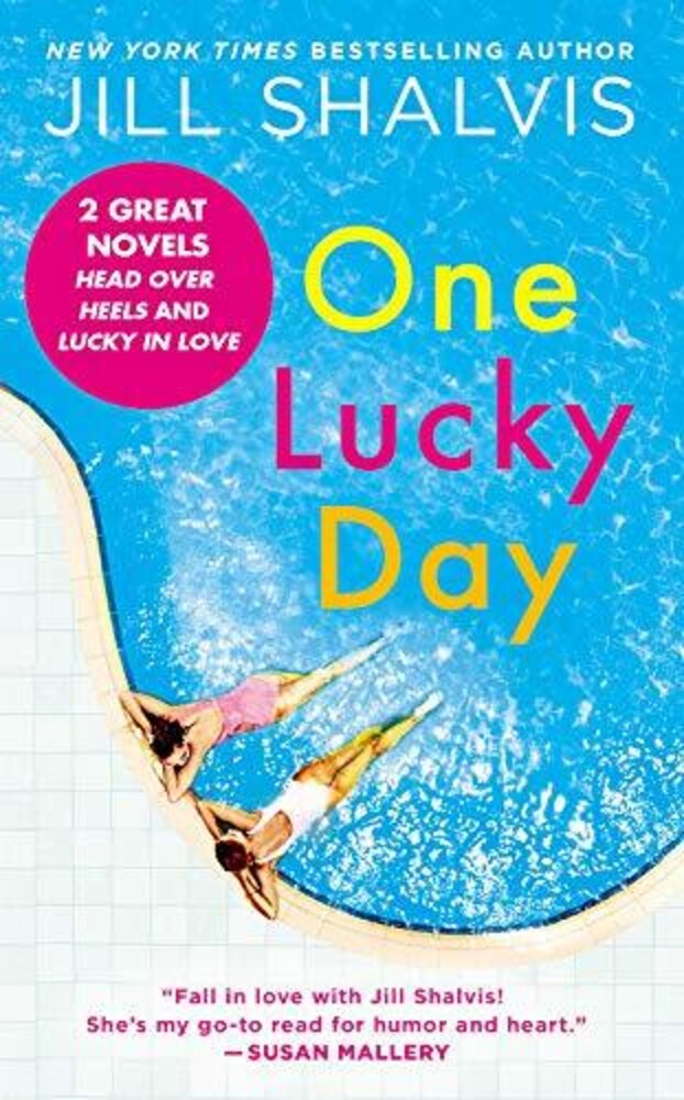 - One Lucky Day: 2-in-1 Edition with Head Over Heels and Lucky in Love:A Lucky Harbor Novel