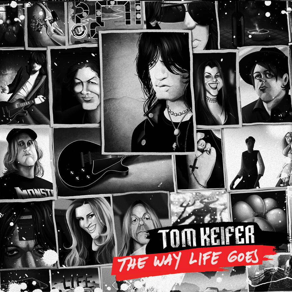 Tom Keifer - Way Life Goes (Deluxe Edition) (Colored Vinyl)