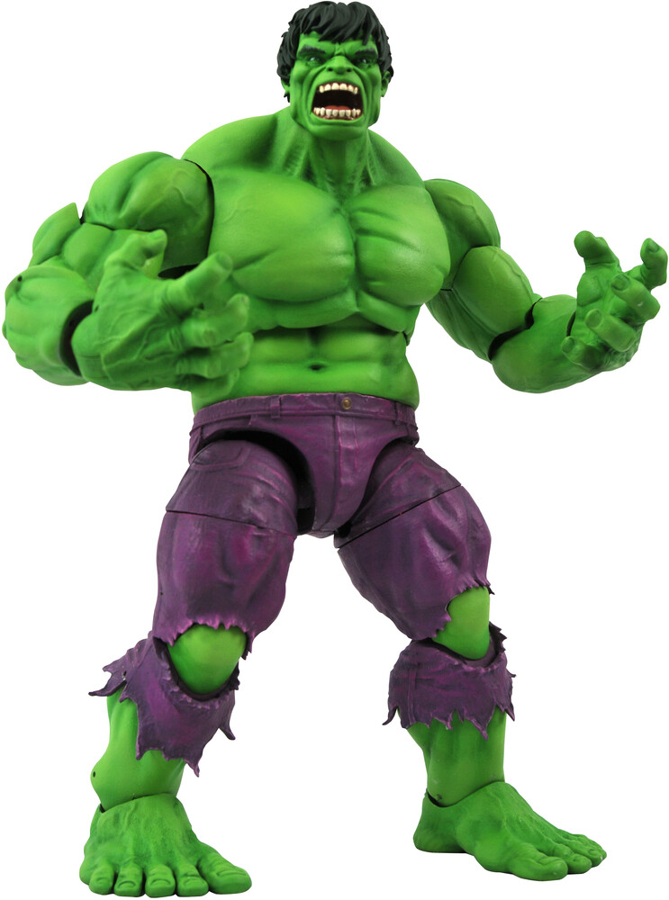 Diamond Select - Diamond Select - Marvel Select Rampaging Hulk Action Figure