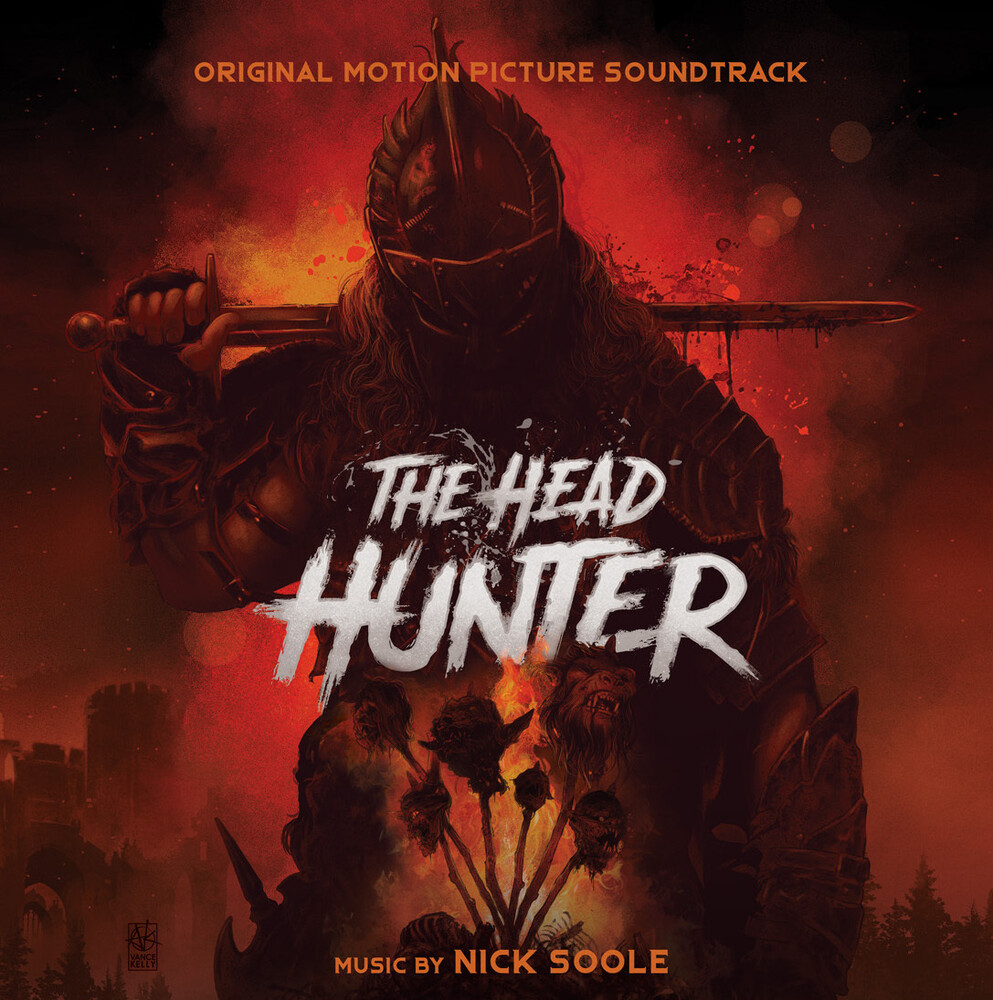 Nick Soole Ltd Ogv - Head Hunter / O.S.T. [Limited Edition] [180 Gram]