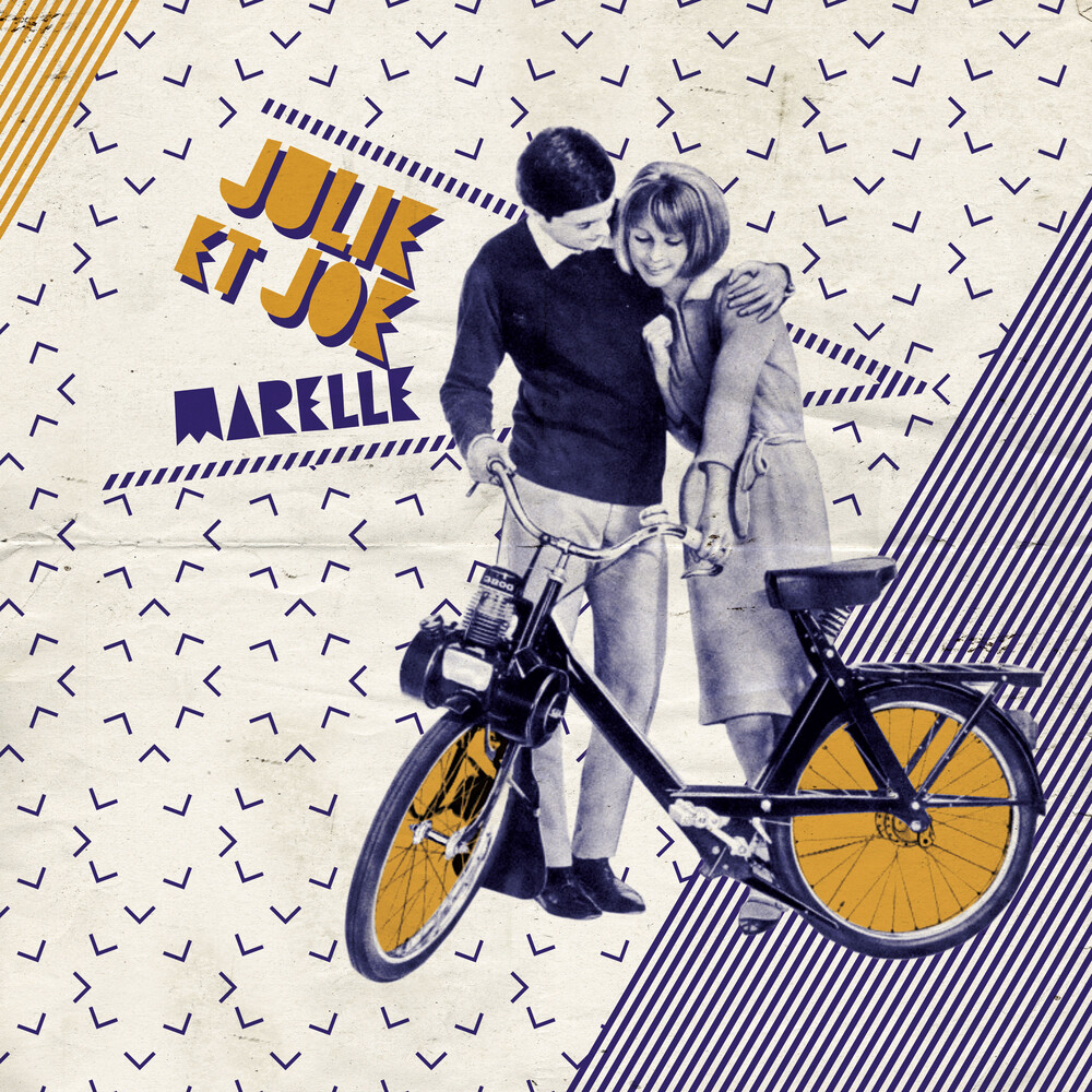 Julie Et Joe - Marelle (10in) [Colored Vinyl] [Limited Edition] [Download Included]