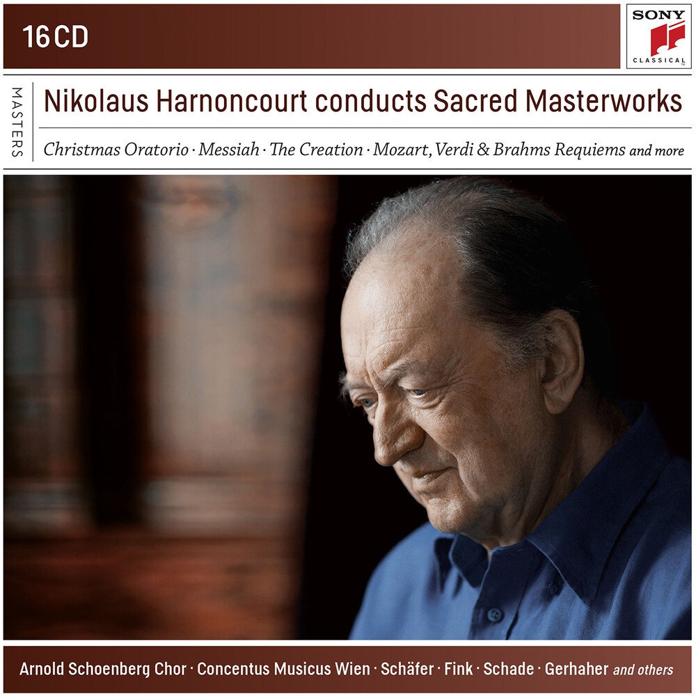 Harnoncourt Conducts Sacred / Various - Harnoncourt Conducts Sacred / Various