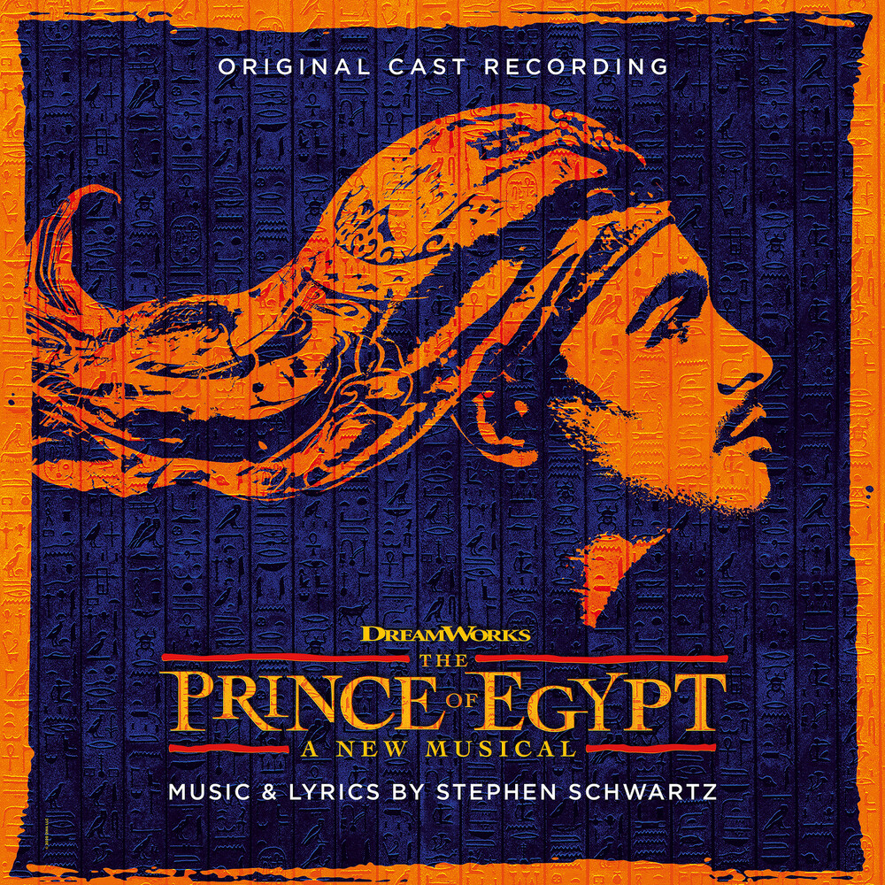 Stephen Schwartz Uk - The Prince Of Eqypt (Original Cast Recording)