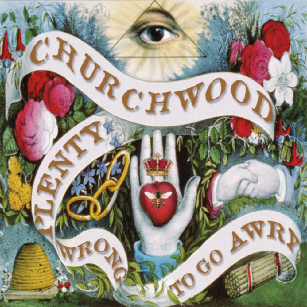 Churchwood - Plenty Wrong To Go Awry