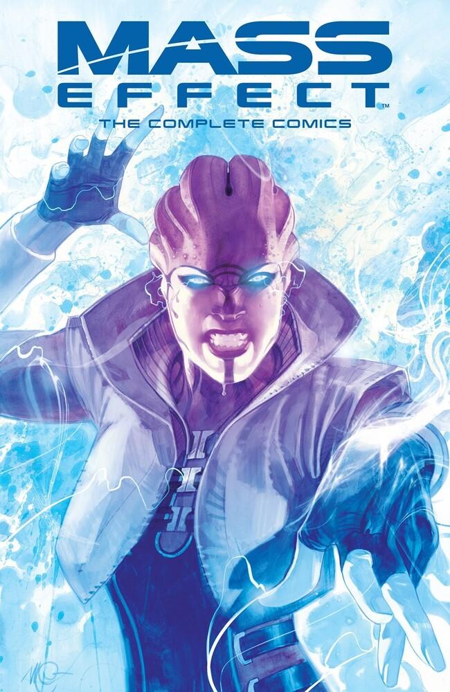 - Mass Effect: The Complete Comics
