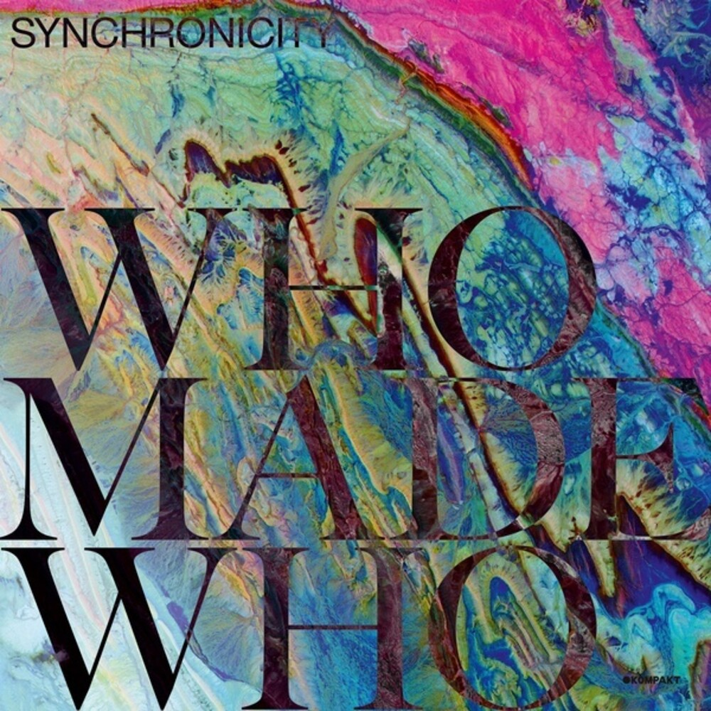 WhoMadeWho - Synchronicity (2pk)