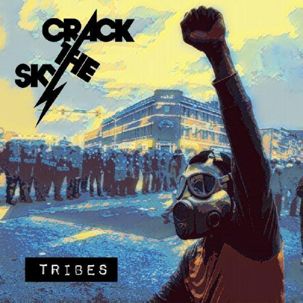 Crack The Sky - Tribes [Clear LP]