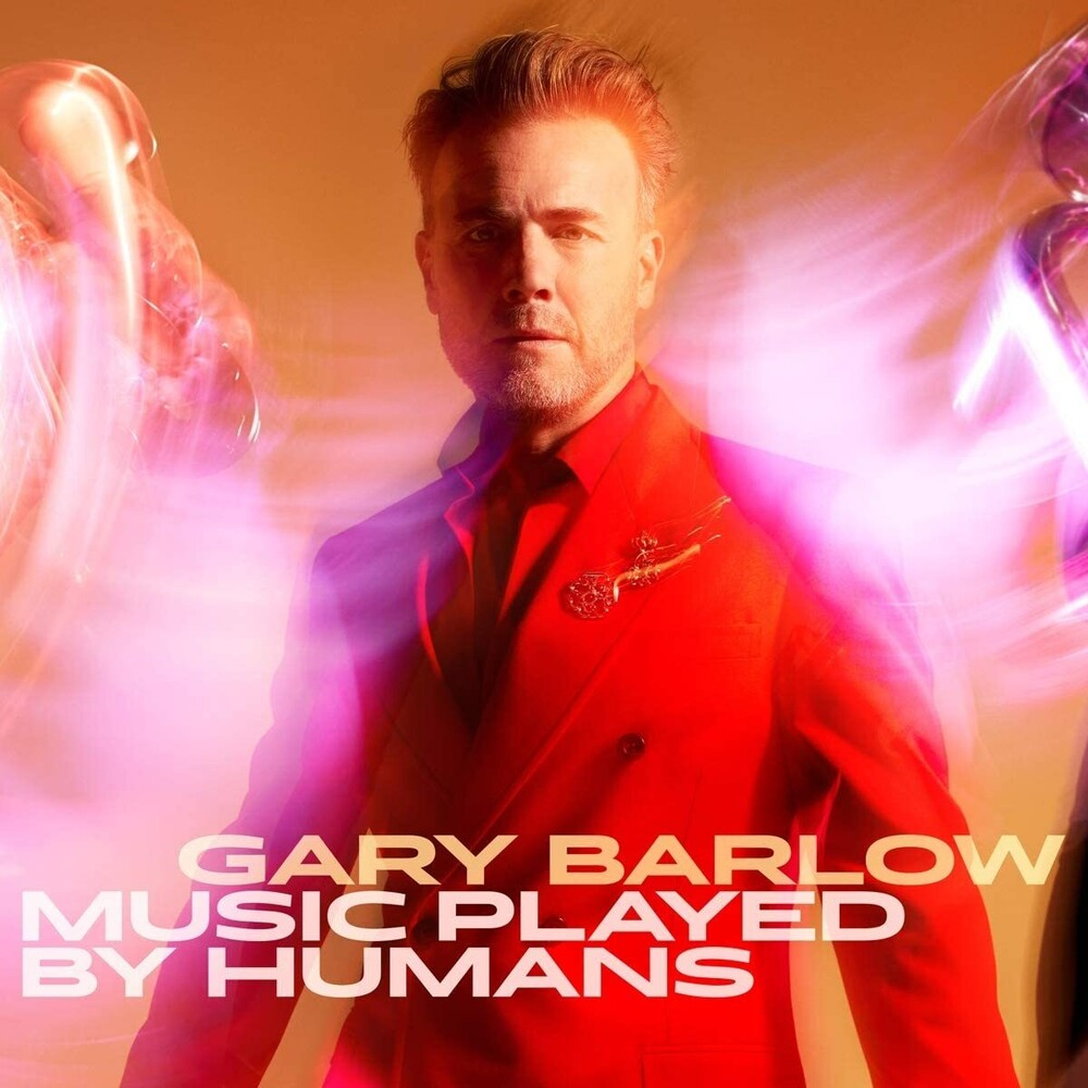 Gary Barlow - Music Played By Humans [Heavyweight Gatefold Red Colored Vinyl] [Import]