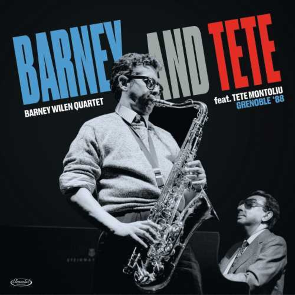 Barney Wilen Quartet - Barney And Tete - Grenoble '88