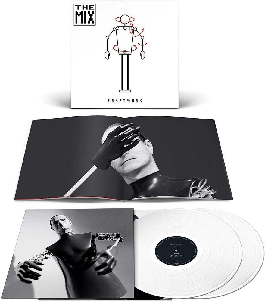 Kraftwerk - Mix (German Version) [White Colored Vinyl]