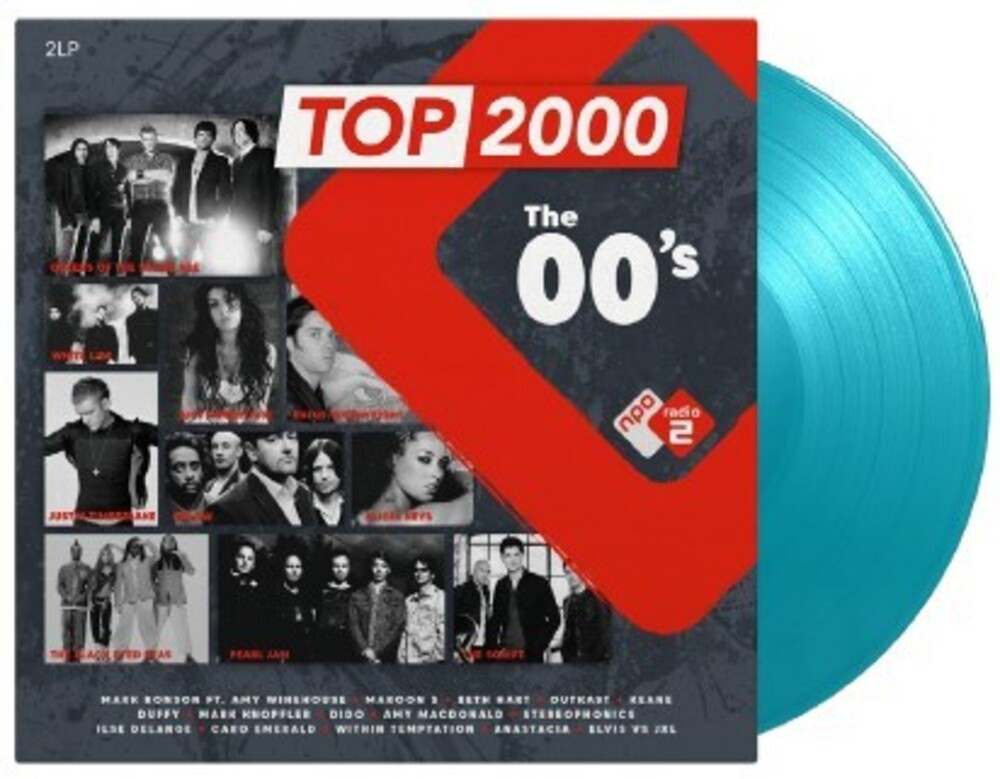 Top 2000 The 00s / Various - Top 2000: The 00's / Various [Colored Vinyl] (Gate) [Limited Edition]