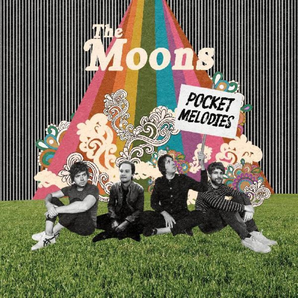 The Moons - Pocket Melodies [Purple LP]
