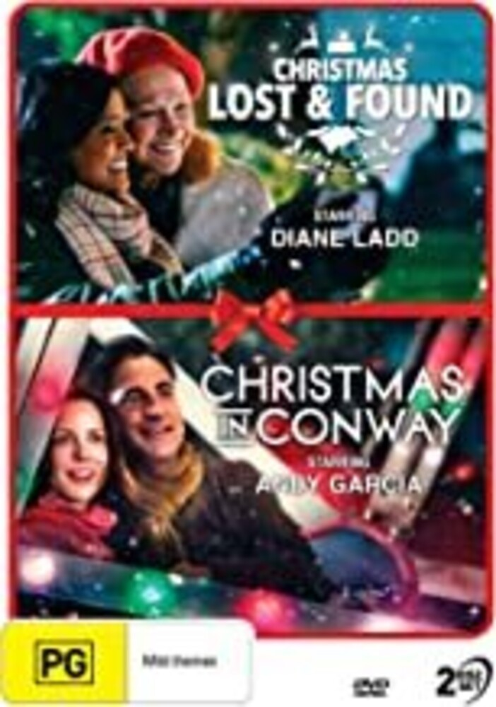 Xmas Coll: Xmas Lost & Found / Xmas in Conway - Christmas Collection Double Pack: Christmas Lost & Found / Christmas In Conway [NTSC/0]