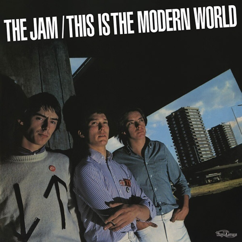Jam - This Is The Modern World [Clear Vinyl]