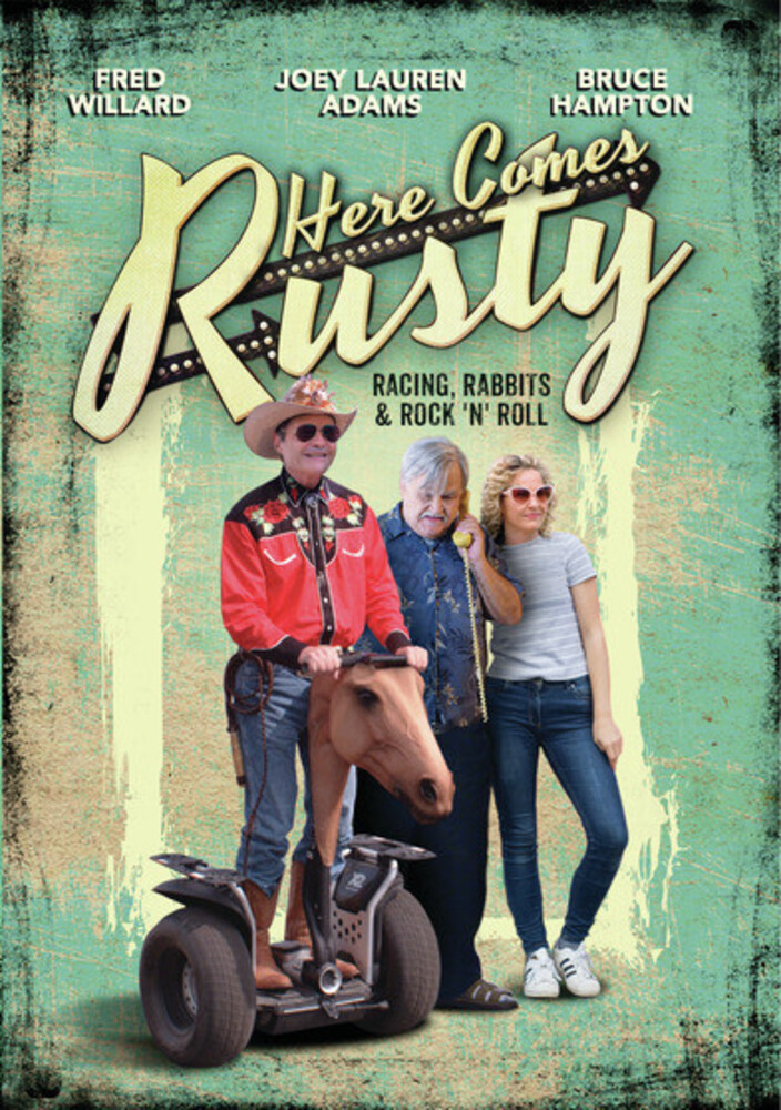 Here Comes Rusty - Here Comes Rusty