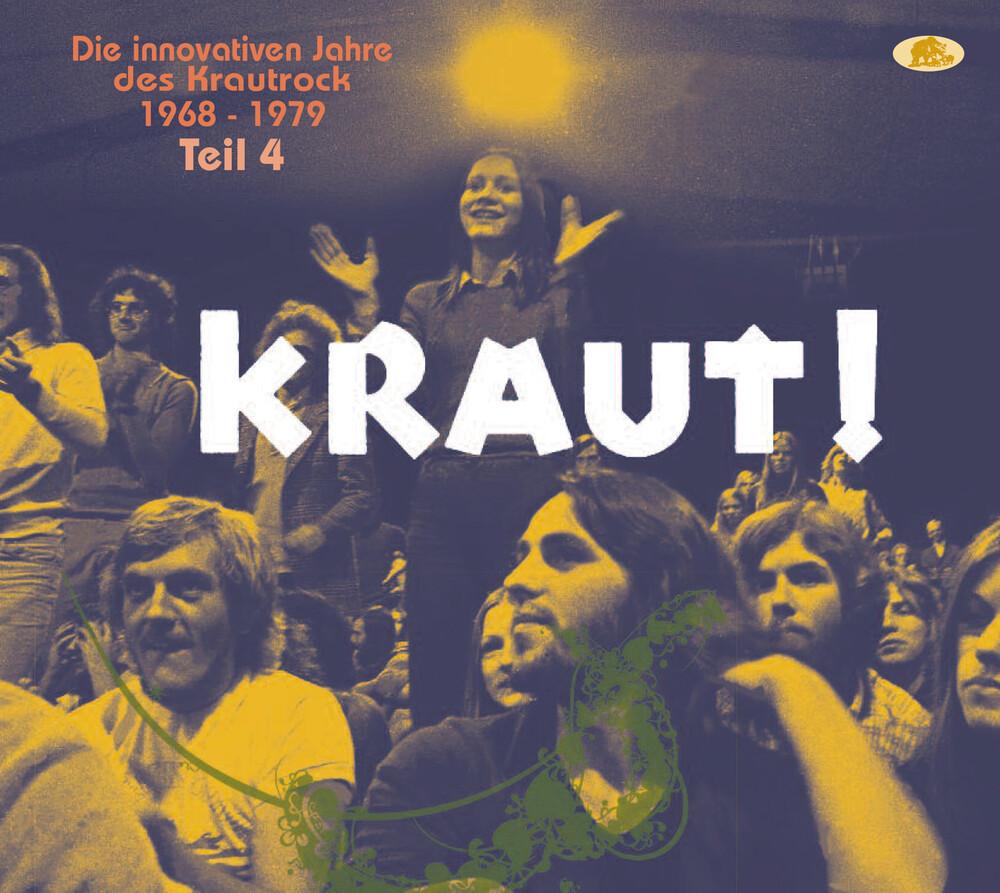 Kraut Die Innovativen Jahre Des Krautrock / Var - Kraut: Die Innovativen Jahre Des Krautrock 1968-1979, Vol. 4 (VariousArtists)