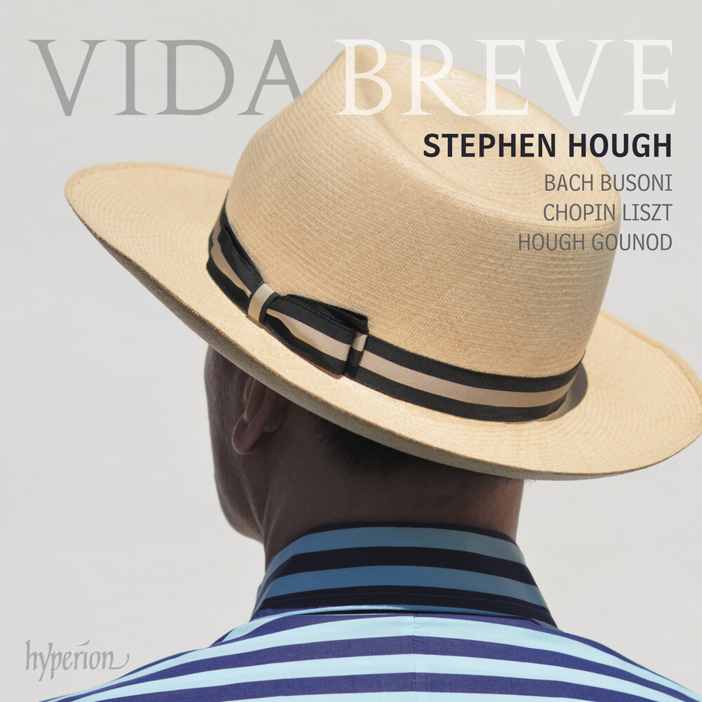 Stephen Hough - Vida breve