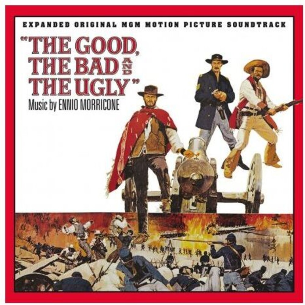Ennio Morricone - Good The Bad & The Ugly (Original Soundtrack) [Expanded Edition]