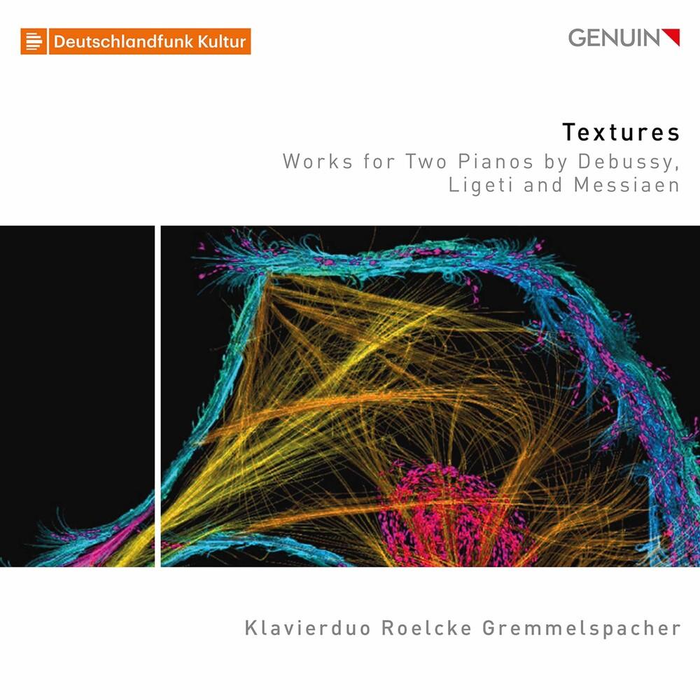 Debussy / Klavierduo Roelcke Gremmelspacher - Textures