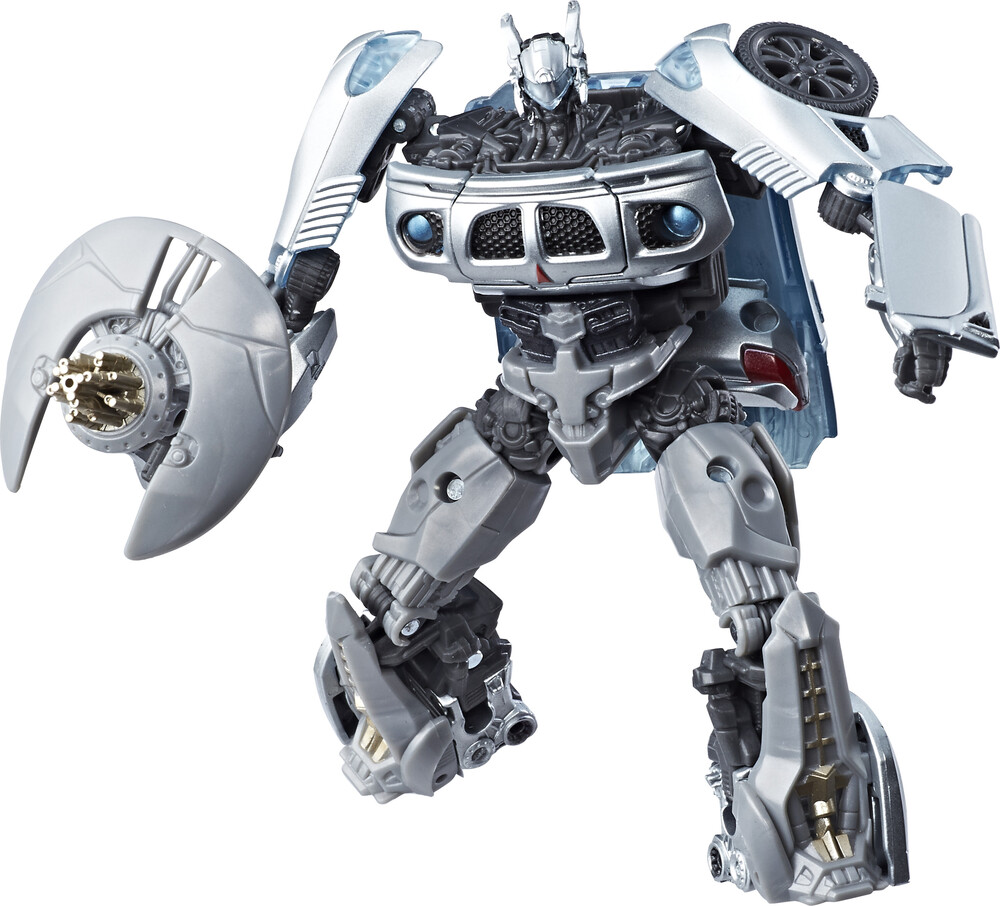 Tra Gen Studio Series Deluxe Jazz - Hasbro Collectibles - Transformers Generations Studio Series DeluxeJazz
