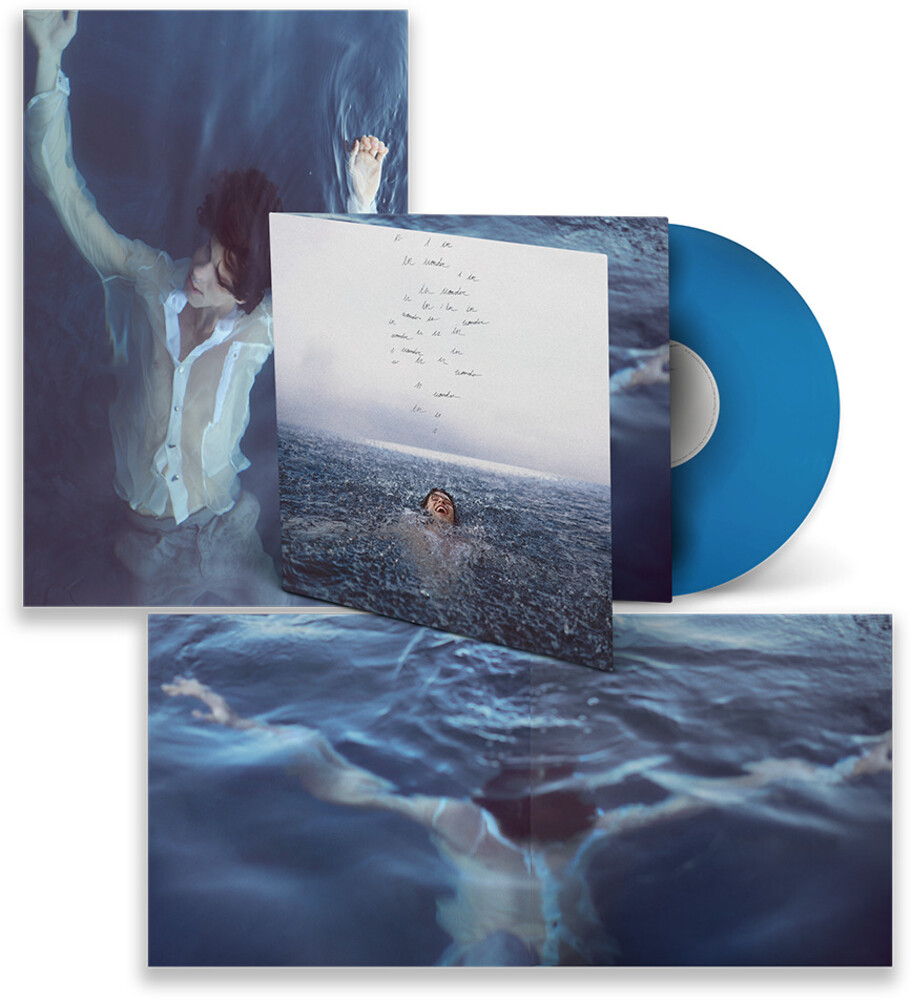Shawn Mendes - Wonder (Blue Vinyl)