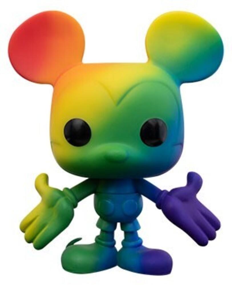 - Pride- Mickey Mouse (Rainbow) (Vfig)