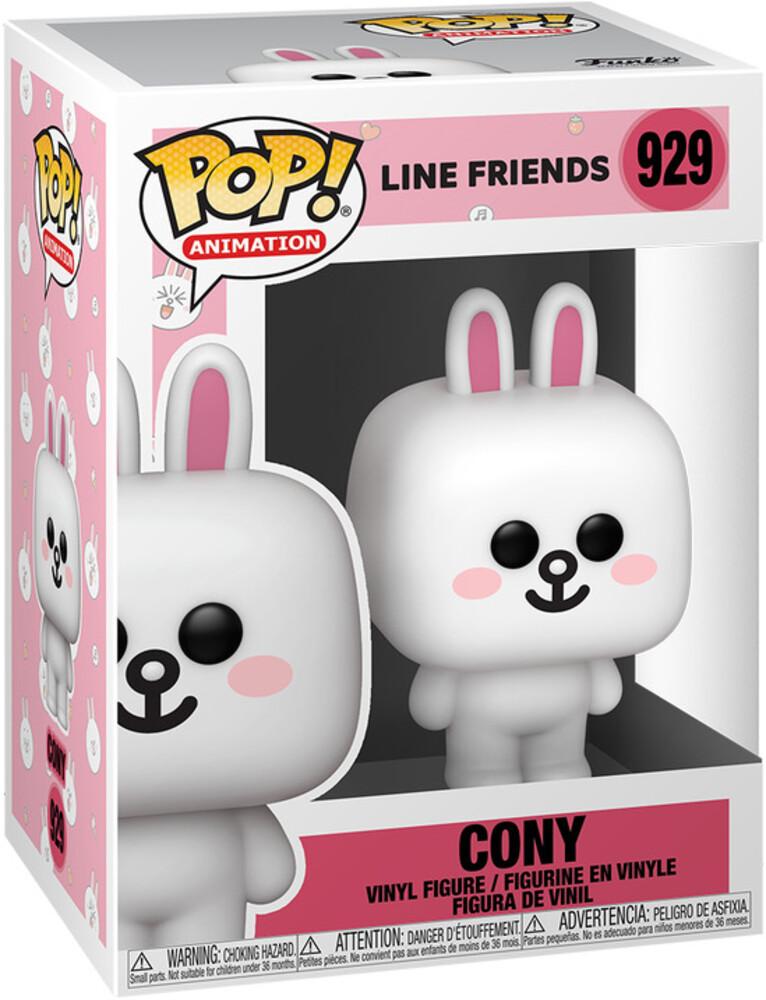 - FUNKO POP! ANIMATION: Line Friends- Cony