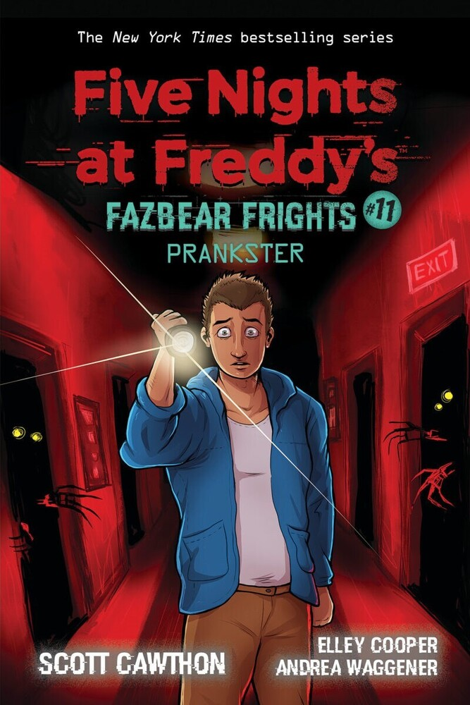 Cawthon, Scott - Five Nights at Freddy's: Fazbear Frights