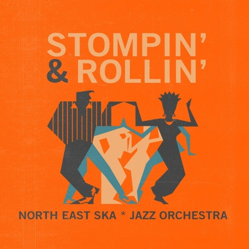 North East Ska Jazz Orchestra - Stompin & Rollin