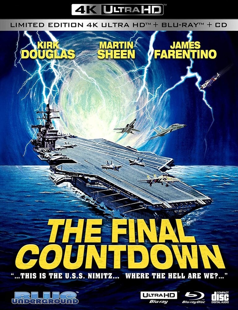 - The Final Countdown